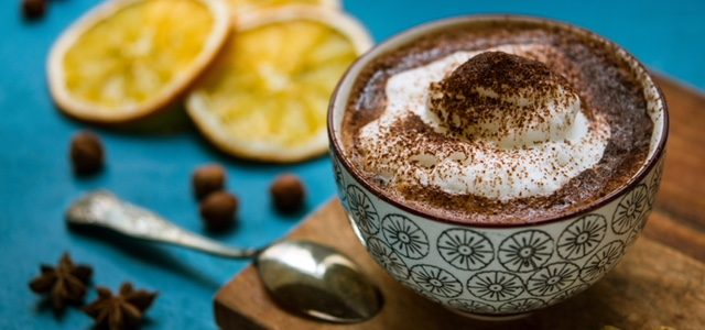 A Care-Giver's Story: Hot Chocolate Makes it Better